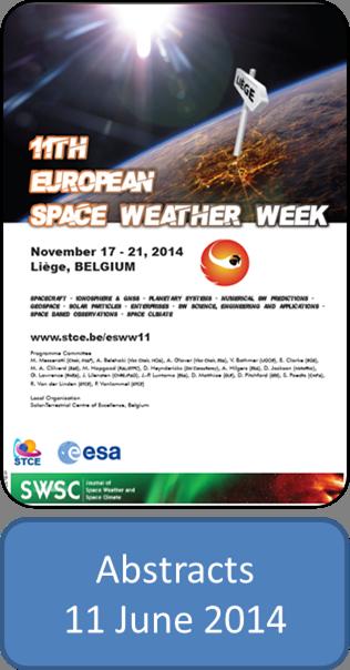 european space weather week - 316×604